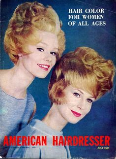 american hairdresser juillet 1963