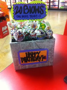 20th Birthday Gifts Ideas For Her