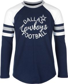 18ba902d3 Boys 8-20 Dallas Cowboys Jammer 3-in-1 Tee