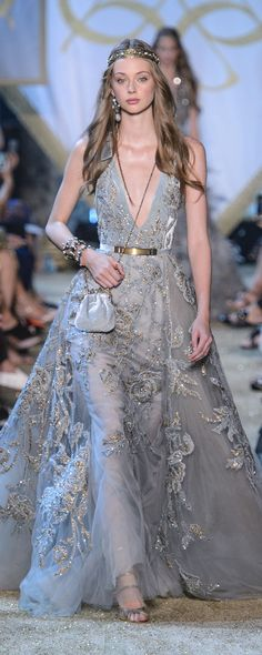 Elie Saab Fall-winter 2017-2018 - Couture -