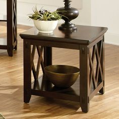 Exceptionnel Standard Furniture Sonoma End Table   27942   Lowest Price Online On All  Standard Furniture Sonoma End Table   27942