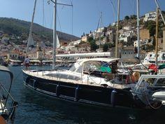 Sail in Greece on a luxury Jeanneau 53 with skipper. Segla i Grekland och Medelhavet med skeppare!
