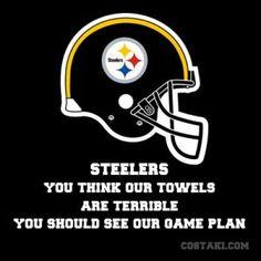 Anti Steelers Jokes | Kappit