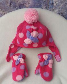 cb316c1a559 Striped Toddler Hat Set