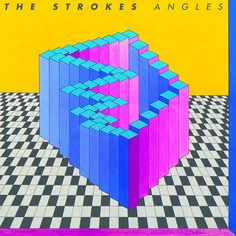 """""""Angles"""", The Strokes."""