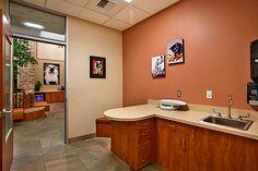 Exam room   Hospital Design