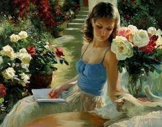 vladimir volegov art paintings