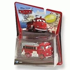 Disney / Pixar CARS 2 Movie 155 Die Cast Car Oversized Vehicle #3 Red by Mattel Toys. $17.99. Disney/Pixar Cars 2 Movie Deluxe Collection vehicle from Mattel. Red is deluxe car #03. Collect them all!. For Ages 3 & Up. Go big with a 155 Scale Disney Pixar Cars 2 Oversized DieCast Vehicle that includes larger Cars 2 characters! Created with deluxe styling and authentic decos, the assortment delivers fun thats larger than life!. Save 64%!