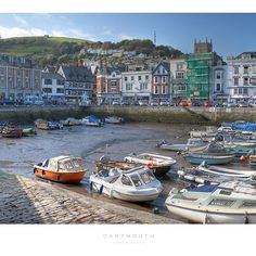Dartmouth, Devon, England.