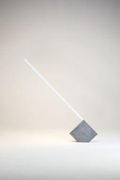 Tuimelaar design Aldo van den Nieuwelaar 1968 Produced by QC lightfactory - The Netherlands