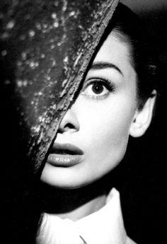 "goldenageestate: ""Audrey Hepburn ~ Roman Holiday, 1953 """