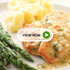 Healthy Lemon Chicken in 30 Minutes