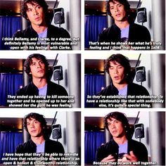 Wondercon 2016 Bob talking Bellarke