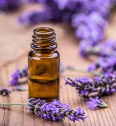 Lavender Oil- Best Essential Oils To Tighten Skin. #EssentialOils #TightenSkin