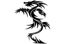 Dragon Tattoo design for my right arm.  Flames around burn scar.