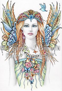 burnell fairies - Google Search