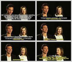 Tom in a thong????