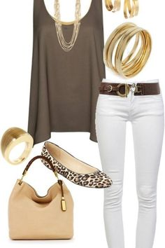 Love outfits with flat shoes