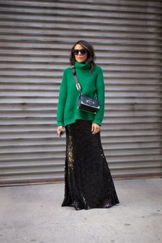 2b9fc86aaaa51d 25 Chic Green Outfits to Wear on St. Patrick s Day—or Any Day