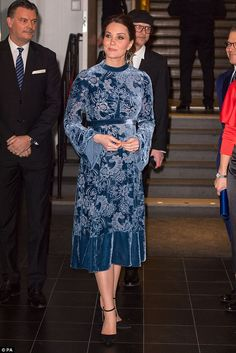 'I think the Duchess of Cambridge looks really frumpy in both Erdem dresses, what happened...