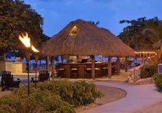 Beach Bar and Restaurants in Curaçao