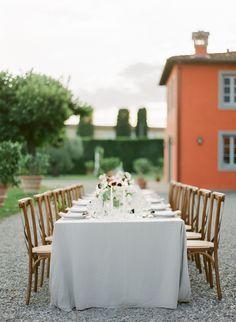 Al Fresco Wedding Romance at Villa Grabau in Lucca, Tuscany Wedding Decorations, Table Decorations, Lucca, Destination Wedding Photographer, Fresco, Tuscany, Wedding Venues, Villa, Weddings