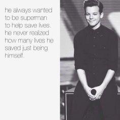 Because I know he saved mine