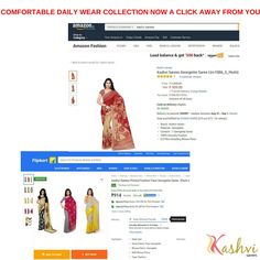 #designer #kashvi #sari #daily #wear #comfortable #light #weight #saree #now a click away from you www.kashvisaress.com 🌏👈 #top #rated #amazon #flipkart #brand #available #online #buynow #lowest #prices #assured #product #best #quality #kashvisarees #georgette #sarees #printed #saris #indian #festival #season #india