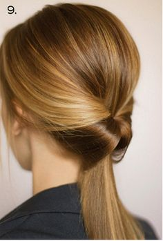 """5 Long Ponytail Hairstyles That Are """"IN"""""""
