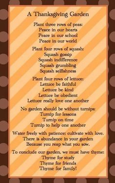 Absolutely love this! #lovetrumpshate #thanksgivinggarden