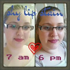 Lip stain stays put all day no need to reapply its kiss proof and smudge proof   Www.youniqueproducts.com/catherineannemoran