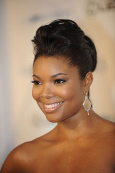 Gabrielle Union | Just turned 40! beautoiful eyes