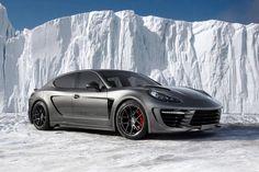 #Porsche #Panamera #GTR