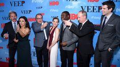Sam Richardson and other HBO Stars Help Celebrate 'Veep's' Fourth-Season Premiere || Variety