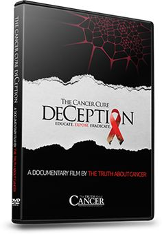 The Cancer Cure DeCeption FREE DVD