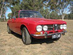 Morgan ParkMorgan Park Raceway. Warwick . Historic Racing Car Club. Alfa Romeo GTV.