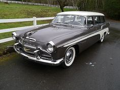 1956 Chrysler Desoto Firedome Station Wagon