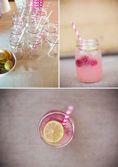 Cute party drinks