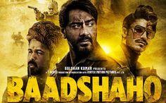 Baadshaho Movie Dialogue, Official Trailer and Baadshaho Movie Posters Starring Ajay Devgn, Emraan Hashmi, Esha Gupta & Vidyut Jammwal on Imslv. Latest Movies, New Movies, Movies To Watch, Movies Online, Movies Free, Movies 2017 Download, 96 Hours, 19 Days, Hindi Movies