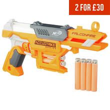 Nerf 2 for 30 pounds on Toys | Argos
