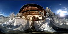 Switzerland : Chalet Martin in Gryon - authentic chalet, skiing, quiet, untouristed