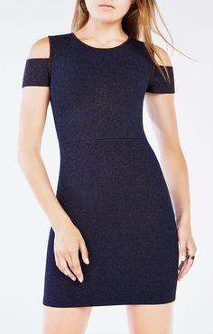 f6e6624d081d91 Monicka Cold-Shoulder Dress. Hover to zoom Cold Shoulder Dress