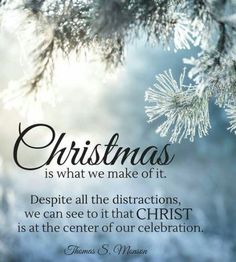 Merry Christmas Quotes :Inspirational Christmas Messages Quotes and Pictures to Share with Friends and Family - Quotes Daily