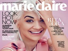 British singer and actress Rita Ora recently sat down with Marie Claire, in which she talked about something she had never before discussed — her one fear.