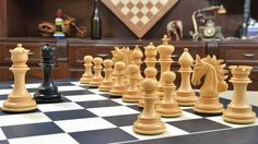 Thoughtfully designed. Beautifully crafted luxury chess sets at up to 50% Off. Buy Now -> http://www.chessbazaar.com/the-arabian-knight-series-artisan-staunton-chess-pieces-in-ebony-box-wood-4-2-king.html?___SID=U