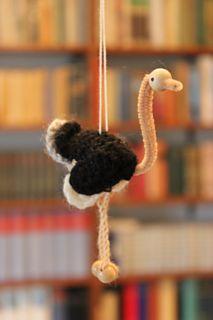2019 Modell Ravelry: Miniature Ostrich (Africa Series) pattern by Roswitha Mueller Crochet Birds, Crochet Animals, Crochet Crafts, Crochet Projects, Free Crochet, Knit Crochet, Amigurumi Free, Crochet Patterns Amigurumi, Crochet Dolls