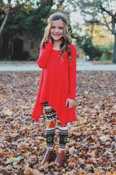 Kids Burgundy Pocket Detail Top – UOIOnline.com: Women's Clothing Boutique