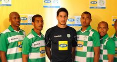 Bloemfontein Celtic unveiled a raft of new signings at the launch of their new kit in Bloemfontein.