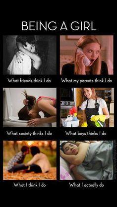 True haha