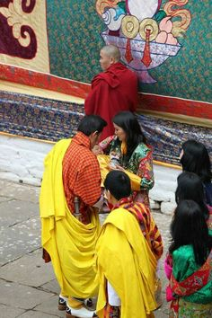 On April 16, 2016, HRH the Gyalsey (The Crown Prince) has been named Jigme Namgyel Wangchuck as announced by His Majesty His Majesty King Jigme Khesar Namgyel Wangchuck & Her Majesty Jetsun Pema. Members of the Bhutanese Royal Family also attended